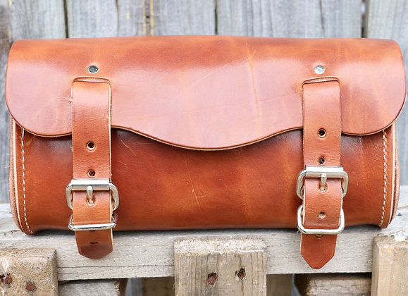 Large Toolbag - Plain Brown