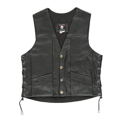 New Style Black Vest