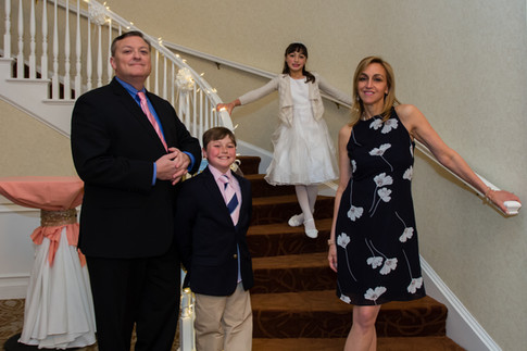 First Holy Communion at Downingtown Country Club