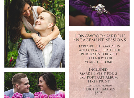 Ready for Engagement Portraits?