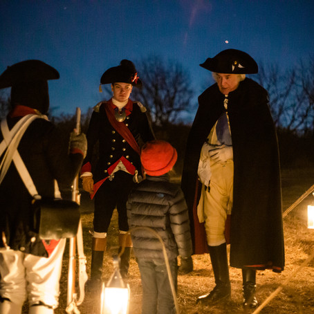 Valley Forge national Park: March In 2019