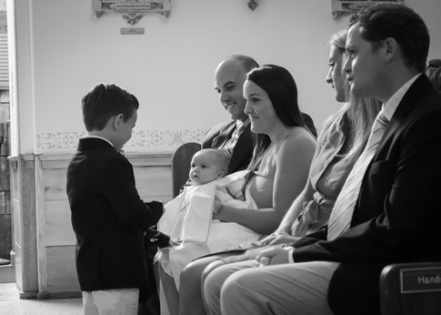 Baptism at Our Lady of the Assumption