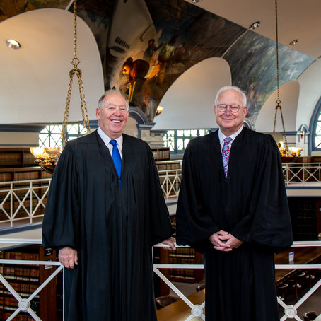 Meet Two of the Amazing Judges of Delaware County