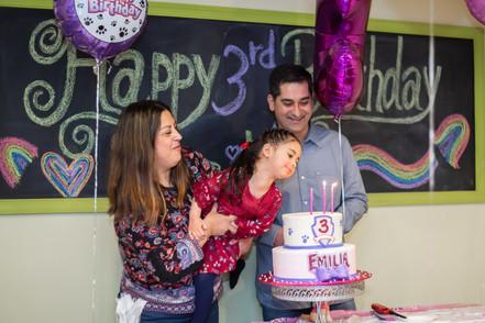 3rd Birthday at Charming Star Playroom, Newtown Square