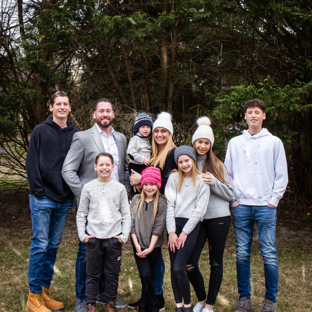 Meet the Di Maio Family from Marple!