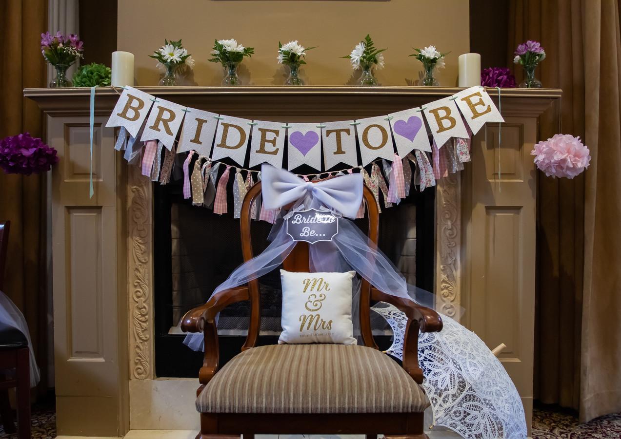 Bridal Shower at The General Warren Inn,
