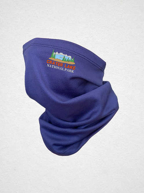 Crater Lake NP Neck Gaiter