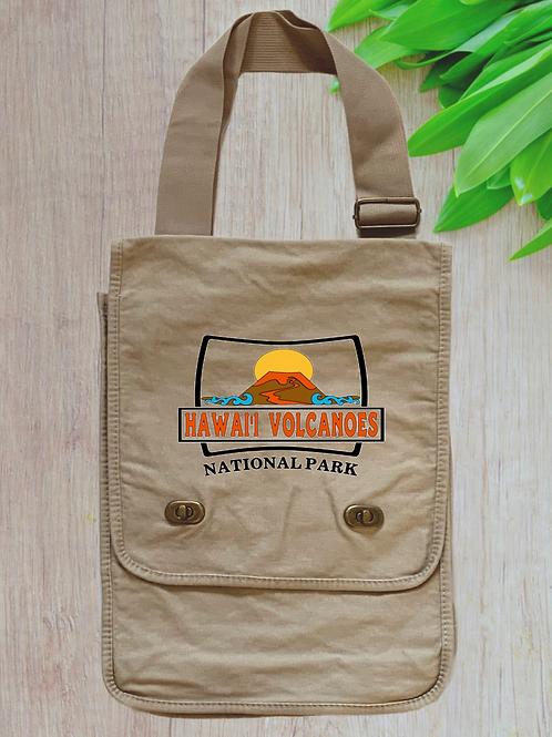 Hawai'i Volcanoes National Park Field Bag
