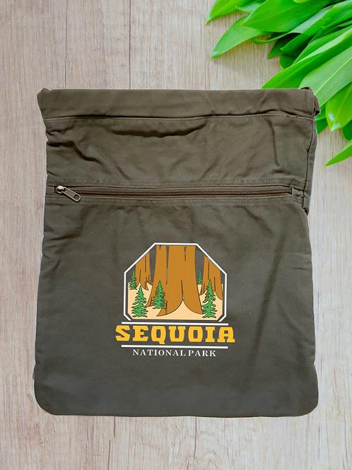 Sequoia National Park Cinch Bag