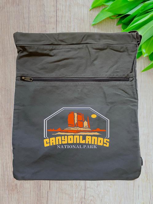 Canyonlands National Park Cinch Bag