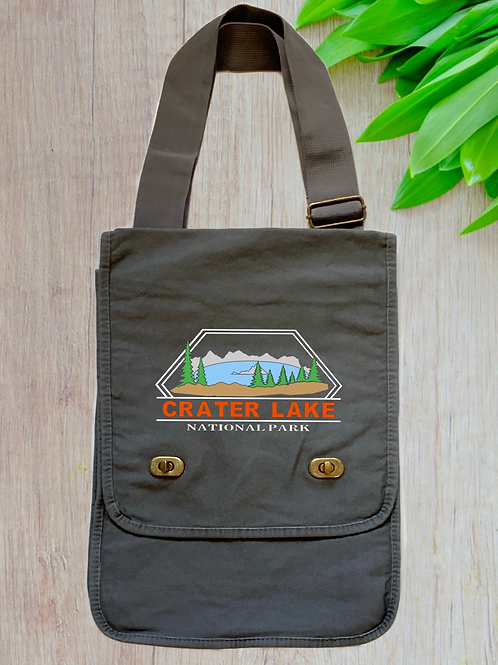 Crater Lake National Park Field Bag