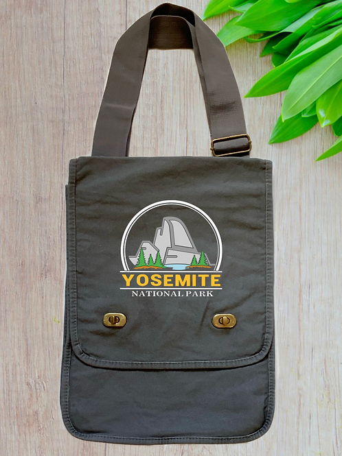 Yosemite National Park Field Bag