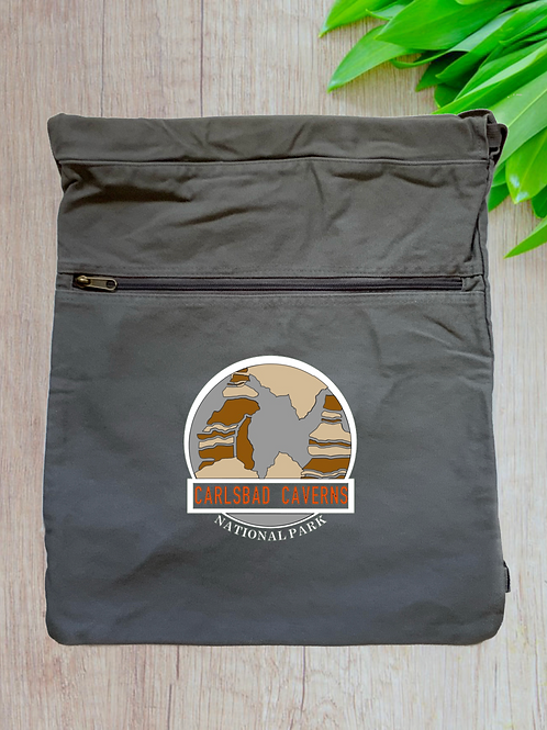 Carlsbad Caverns National Park Cinch Bag