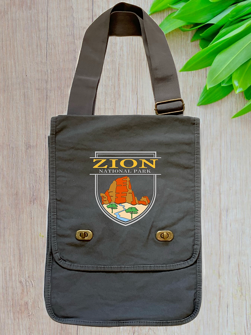 Zion National Park Field Bag