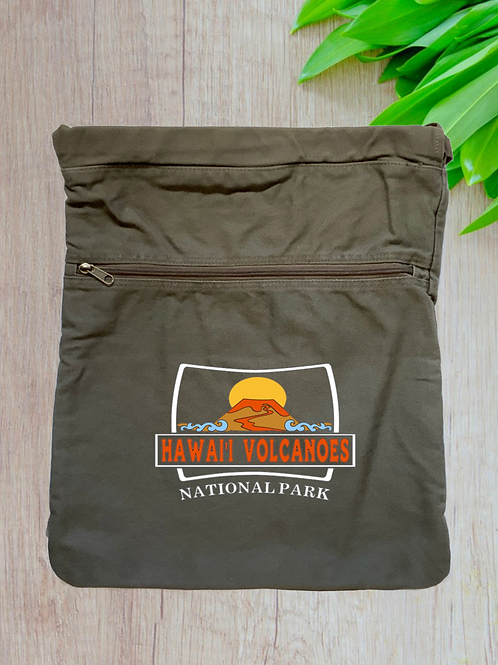 Hawai'i Volcanoes National Park Cinch Bag