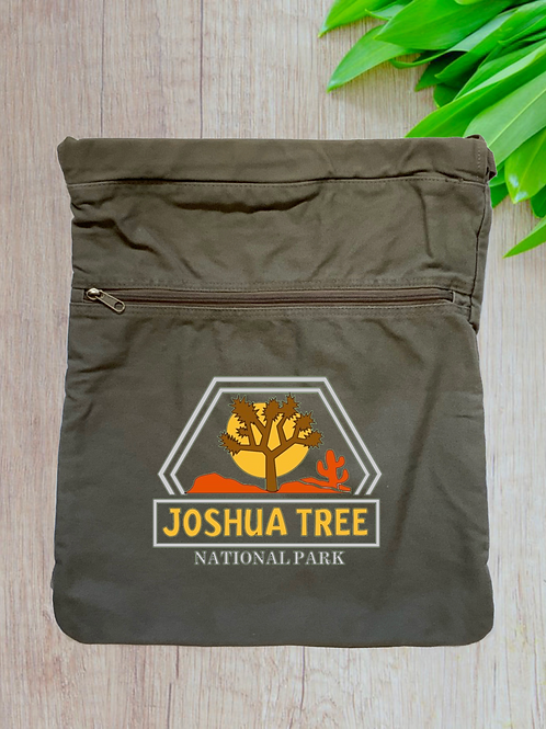 Joshua Tree National Park Cinch Bag