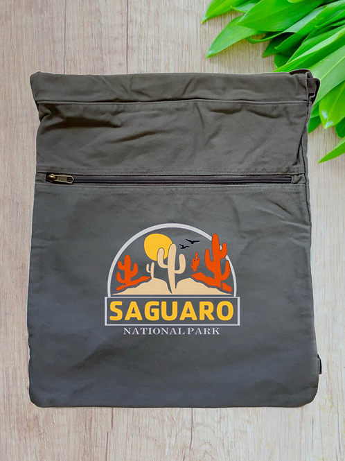 Saguaro National Park Cinch Bag