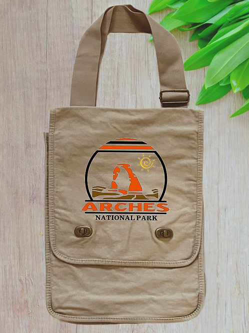 Arches National Park Field Bag