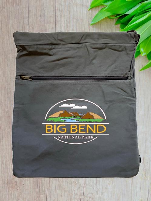 Big Bend National Park Cinch Bag