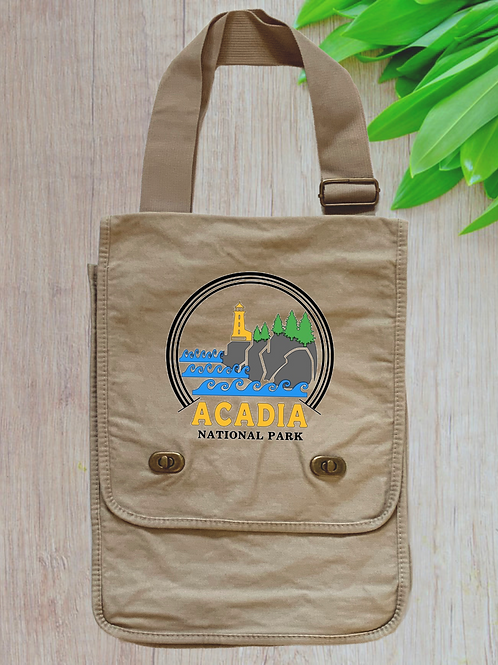 Acadia National Park Field Bag