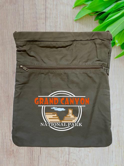 Grand Canyon National Park Cinch Bag