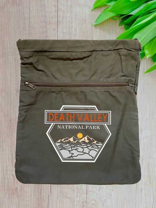 Death Valley National Park Cinch Bag