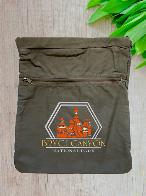 Bryce Canyon National Park Cinch Bag
