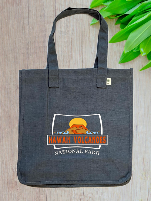 Hawai'i Volcanoes National Park Hemp Tote