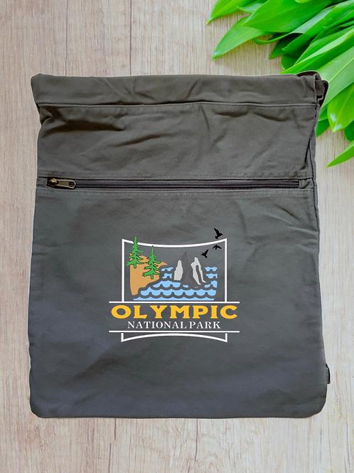 Olympic National Park Cinch Bag