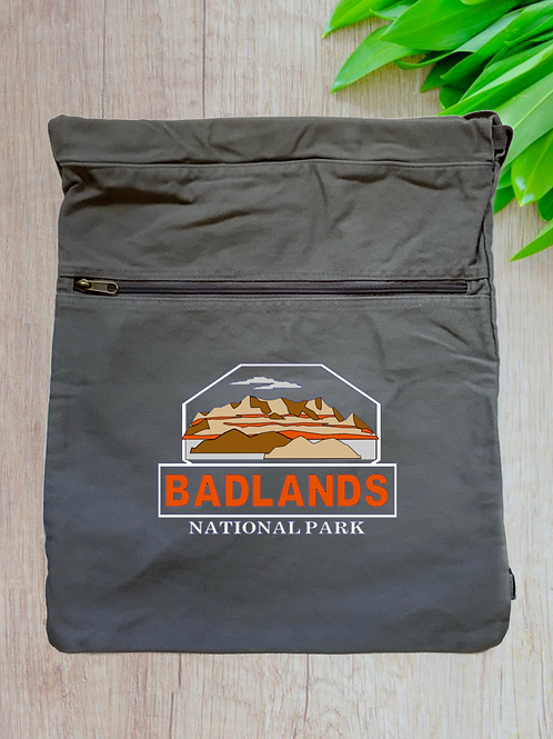 Badlands National Park Cinch Bag