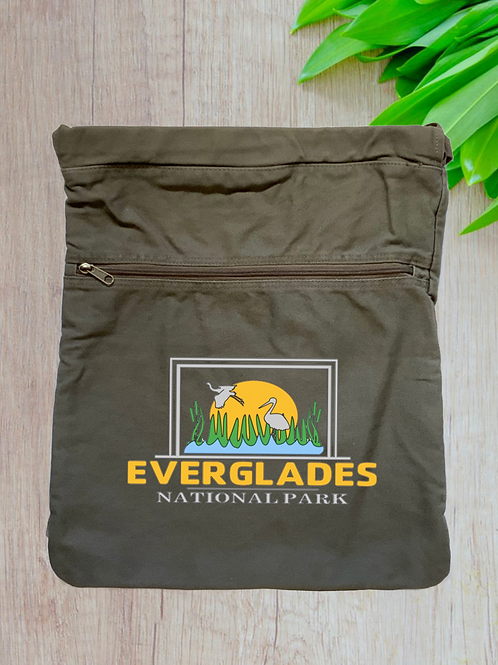 Everglades National Park Cinch Bag