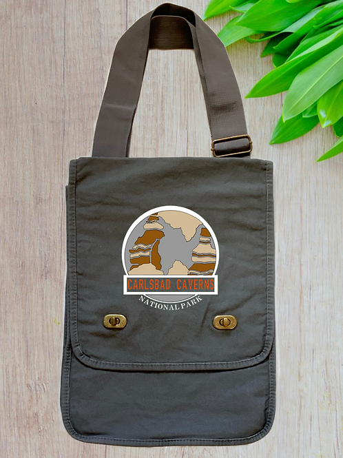 Carlsbad Caverns National Park Field Bag