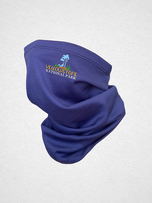 Yellowstone NP Neck Gaiter