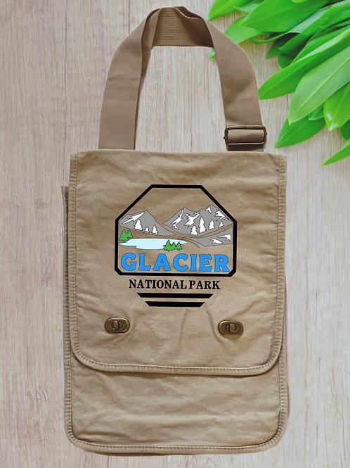 Glacier National Park Field Bag