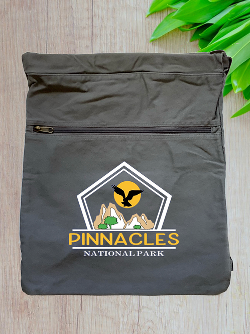 Pinnacles National Park Cinch Bag