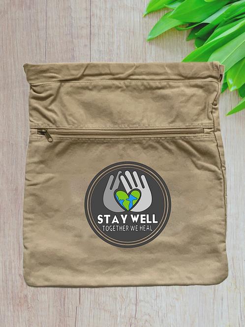 Stay Well Cinch Bag
