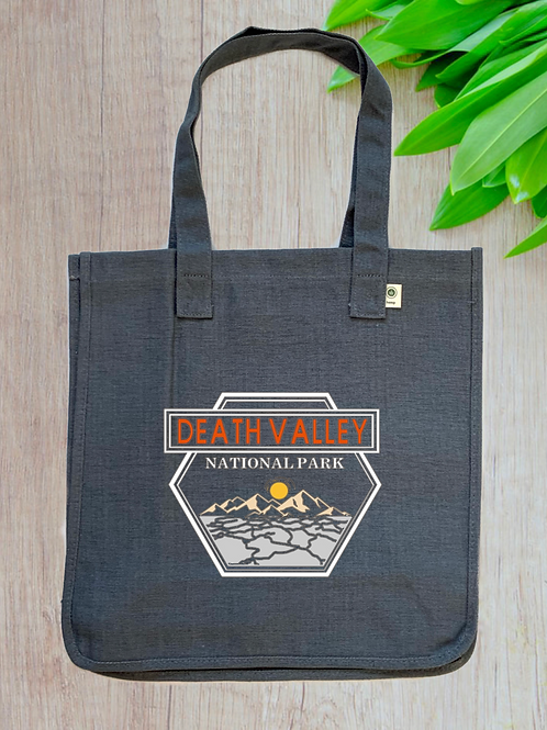 Death Valley National Park Hemp Tote