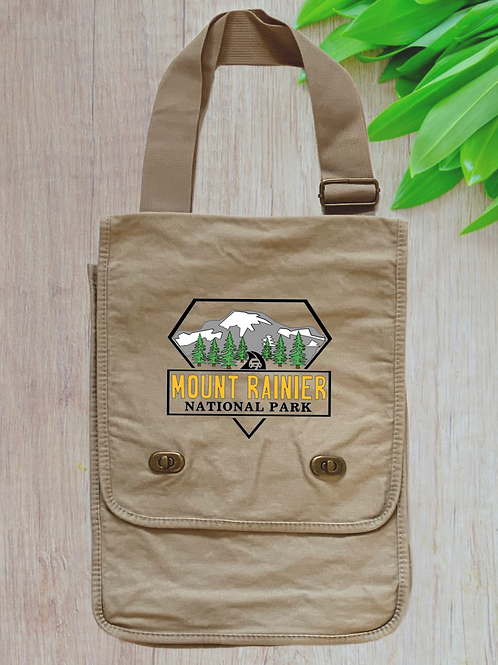 Mount Rainier National Park Field Bag