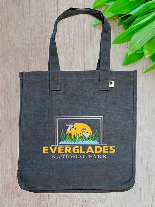 Everglades National Park Hemp Tote