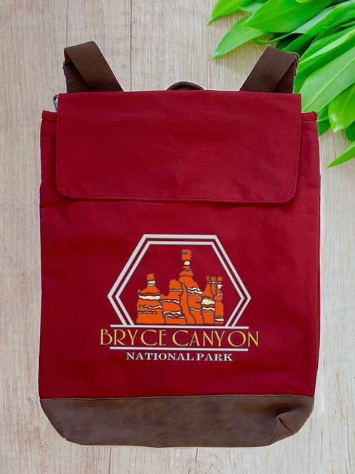 Bryce Canyon National Park Canvas Rucksack