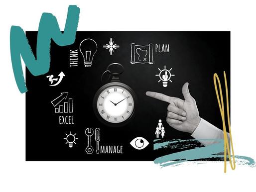 Gestión del tiempo: cómo organizarte para lograr que la distribución de las tareas sea más justa