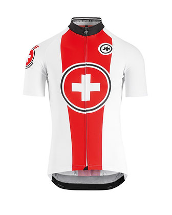 Maillot Assos Suisse Fed SS