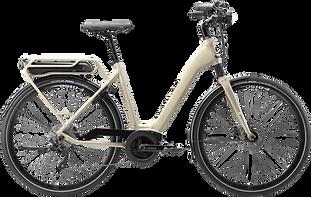 Bicicleta Eléctrica  Cannondale Mavaro Active CitY (Champagne)