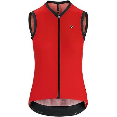 Maillot Assos Uma GT NS Jersey Rojo