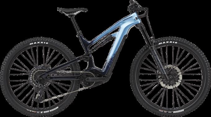 Bicicleta Eléctrica  Cannondale Moterra Neo  Carbon 2