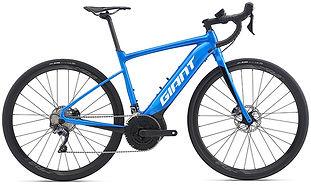 Bicicleta Eléctrica Carretera Giant Road E+ 1 Pro (25KM/H)