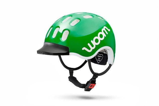 Casco Woom verde