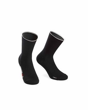 Calcetines Assosoires Équipe RSR Black series