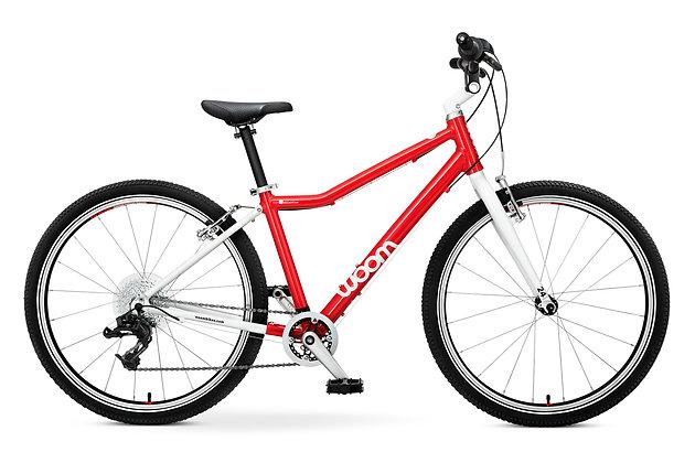 Bicicleta Woom 5 24¨ Roja