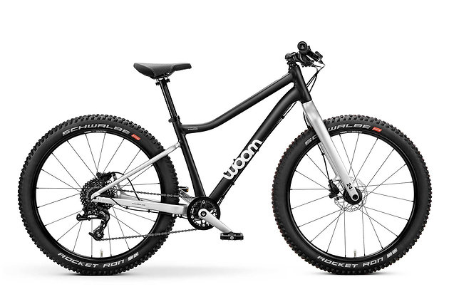 Bicicleta Womm  OFF 5 24¨   (horquilla Rígida de Carbono)
